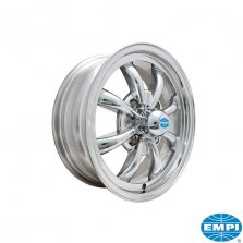 8 Spoke polerad 5.5 x 15 - ET35 - 4/130 vw typ 1