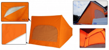 "Westfalia tak canvas ""Orange"""