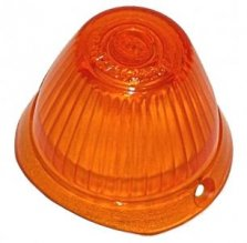 Blinkersglas orange (Styck) T1 »7/57 USA modell, T14 »7/57 T2 8/53 » 7/63