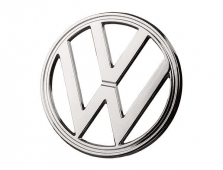 VW emblem Late Bay